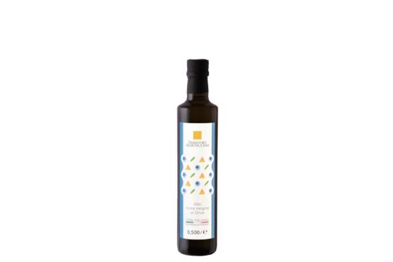 Frantoio-Montecchia-Olio.E.V.O.-Classico-0,50L-Morro-D'Oro-Teramo-Abruzzo