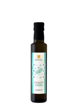 Frantoio-Montecchia-aromatizzato-rosmarino-Olio-Extra-Vergine-Morro-D'Oro-Teramo-Abruzzo
