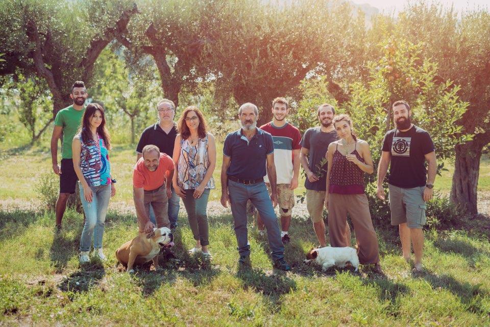 Frantoio-Montecchia-Morro-D'Oro-Teramo-Abruzzo-famigila