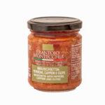 Frantoio-Montecchia-Olio-Extra-Vergine-bruschetta-peperoni-capperi-olive-cibo-Morro-D'Oro-Teramo-Abruzzo-Eccellenza-all'olio-territorio